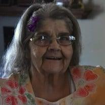 Mary Sue Willis Buchanan