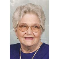 June Beverley Waters