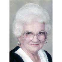 Christine Elizabeth Josey