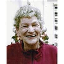 Elizabeth (Betty) Mae Tremblay