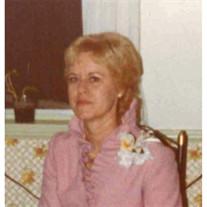 Carolyn (Bug) Yvonne Valencia