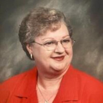 Mrs. Judy Thompson Slater (Courtesy)