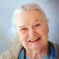 Mrs. Nancy Jones Snow