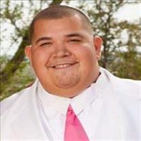 """Marcus """"Big Tex"""" Lopez"""