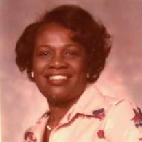 Mrs. Gladys M. Yancy