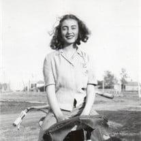 Estelle Mavis Morgan