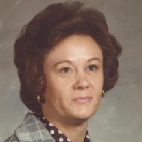 Mrs. Mary Lee Musgrove Roberts
