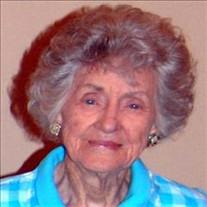 Margaret Evelyn Muse