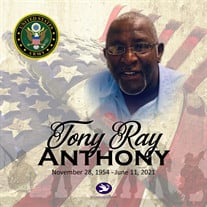 Mr. Tony Ray Anthony