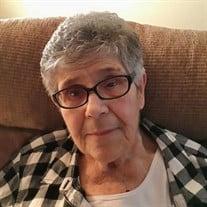 Mary Ann Benson