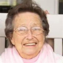 Mrs. Edith Carico Wilson
