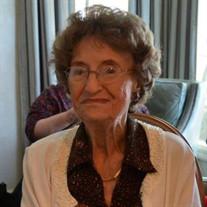 Shirley Mae Sarver DuBose