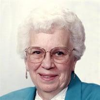 Berneice Irene Radcliffe