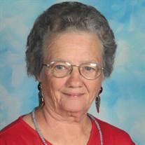 Doris Virginia Bussey Hewett
