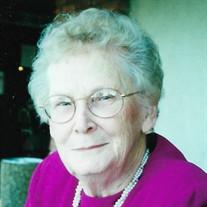 Beatrice M. Moors