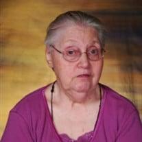 "Patricia Ann ""Pat"" Frantz"