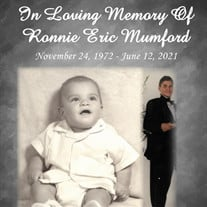 Ronnie Eric Mumford