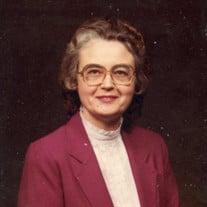 Jessie Barbara Barnes
