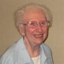 Audrey Jeannette Brewer Weston