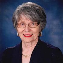 Mary Edith Anderson