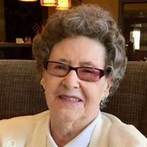 Mrs. Josephine Yvonne Martin