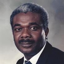 Mr. Jepheth Antonio Newton