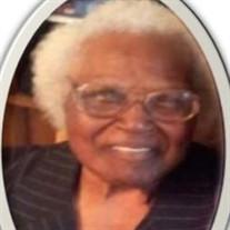 Mrs. Bessie Mae Wright