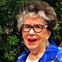 """Janet """"Jan"""" Adelle Lancaster Goring"""