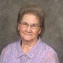Elva Irene (Brown) Richardson
