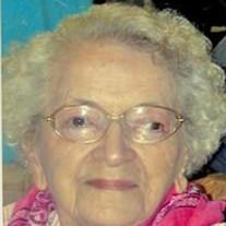 Jeannie Albertine Blanchard Cooley