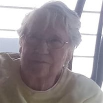 Nancie Loretta Hardwick