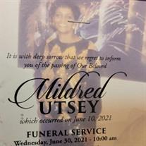 Mildred Utsey