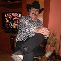 """Martin """"El Cometa"""" Padilla-Cabrales"""