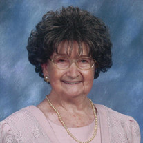 Mrs. Mary Louise Brantley