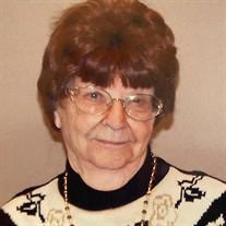 Eleanor Berdina Burrow
