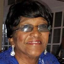 Mrs. Johnny Rose Rideaux Jackson