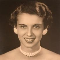 June Evelyn Carter