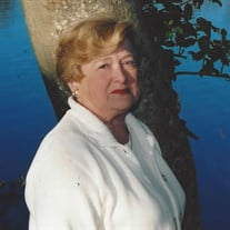 Martha Jane Randolph Gregory