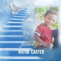 Nayim Adom Alli Carter