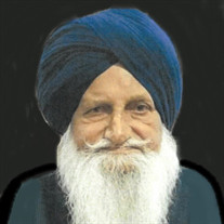 S. Dal Singh Dhaliwal