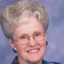 Mrs. Mary LaVerne Hartley Hendricks