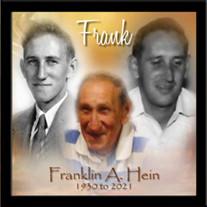 Franklin A. Hein