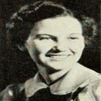 Mary June Burnett