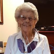 Mrs. Muriel Veda Clark