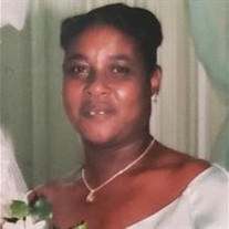 """Ms. Georgia """"Faye"""" Jones"""