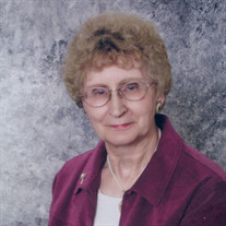 Agnes M. Stebleton