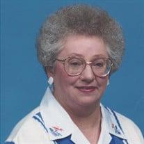 Mrs. Martha Morrow McClain