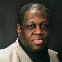 Reverend Jerome Franklin Thomas