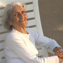 Josephine North Evans