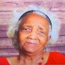 Mrs. Hattie Mae Chambers-Johnson